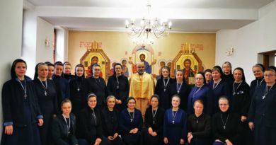 Відбулася формація для Сестер Служебниць Непорочної Діви Марії