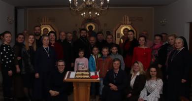 20 листопада святкування Блаженної Йосафати Гордашевської